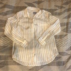 Rails Striped Blouse